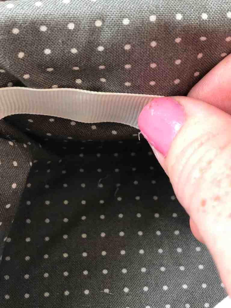 adhesive ribbon