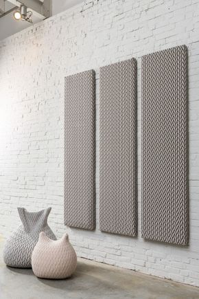 luxury acoustic panels as wall art