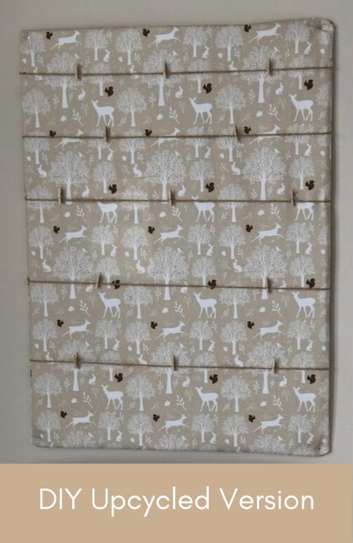 DIY Photo Display Board