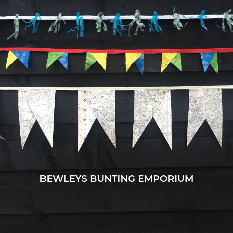 Bewley's bunting emporium