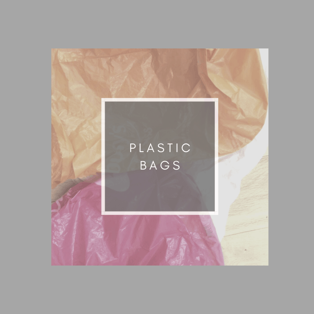 how to upcycle plastic bags