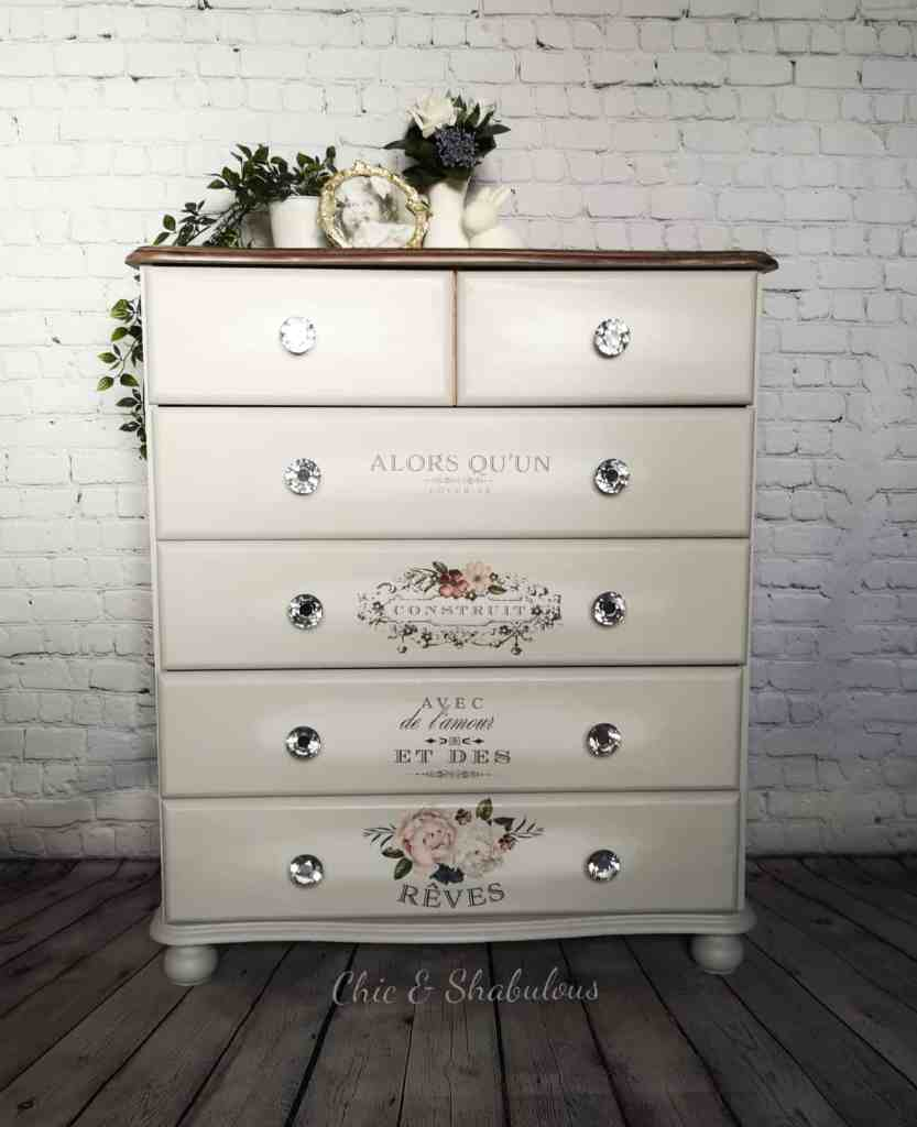 painted furniture business