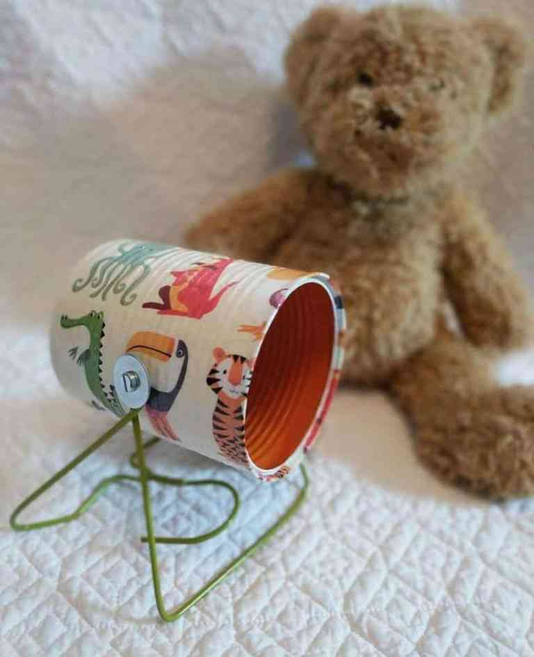 upcycled gift for kids