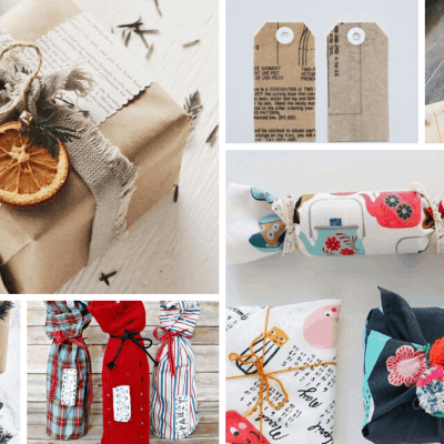 The Upcycler's Guide to Gift Wrapping