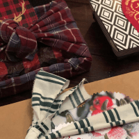 6 Ways to Reuse Packaging as Upcycled Gift Wrap