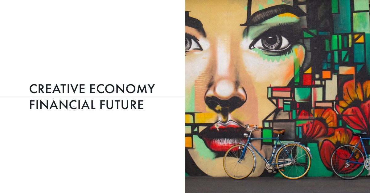 Creative Economy Financial Future meeting