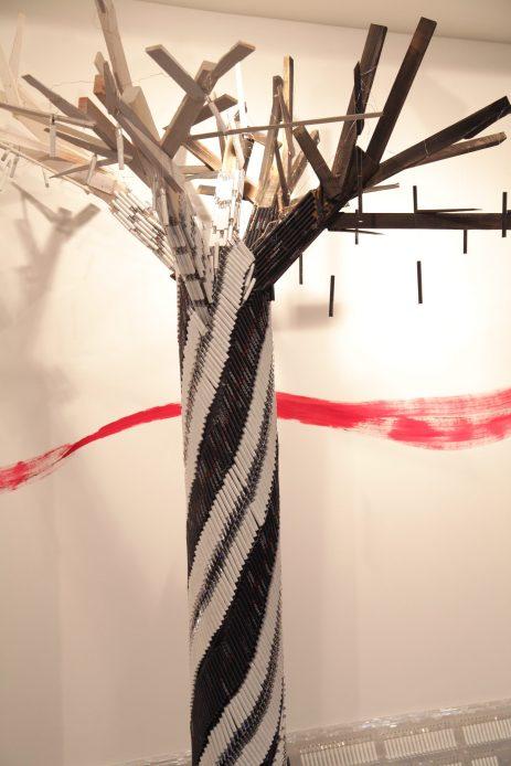 Yennie Zhou - Tree untitled