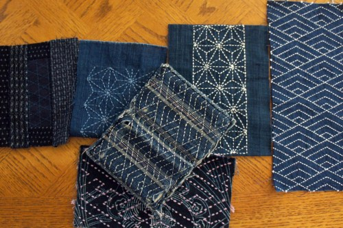 Wallet Sashiko Boro Repair 2