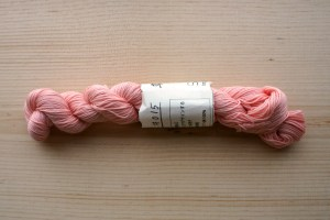 Natural Dye Sashiko Thread List 015