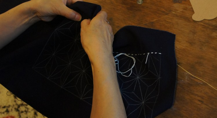 Successful Sashiko Workshop