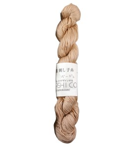 Sashi.Co Original Color Sashiko Thread T1 Beige