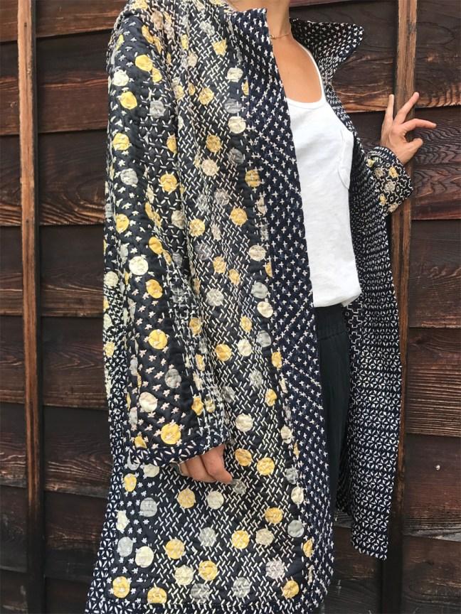 Sashiko Jacket 2nd 10