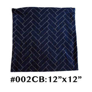 2BC Traditional Sashiko Cushion Cover
