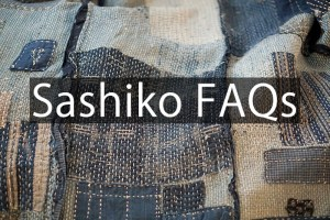 Sashiko Frequently Asked Questions Cover