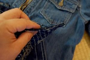 Sashiko Stitching Live Streaming