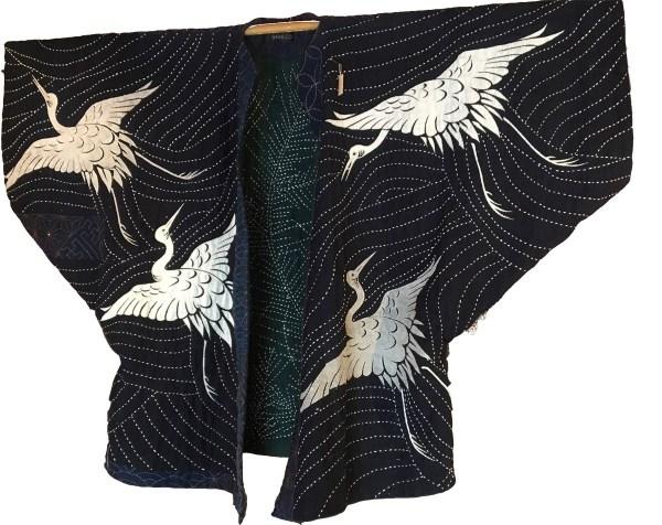Sashiko Exhibition Tokyo 2018 Jacket 2