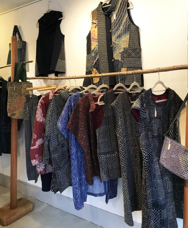 Sashiko Exhibition Report Sashiko Jacket