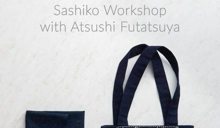 Sashiko Workshop Purl Soho Cover