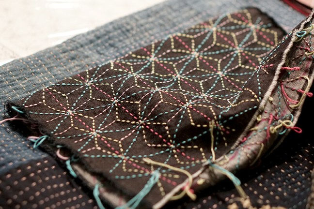 Sashiko Workshop Schedule 2020