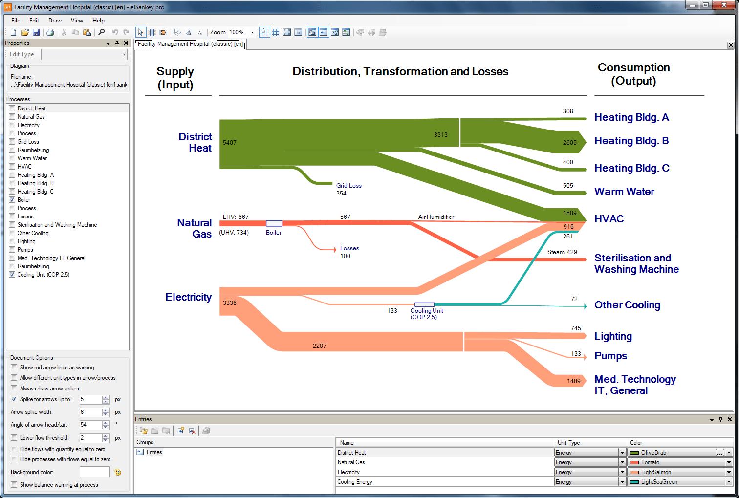 hight resolution of sankey pro 4 0 screenshot