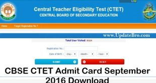 CBSE-CTET-Admit-Card-September-2016-Download