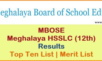 MBOSE-HSSLC-Result-Toppers-List