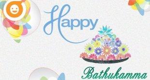 happy bathukamma images wishes