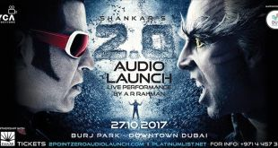 robo-2-audio-launch-live-streaming