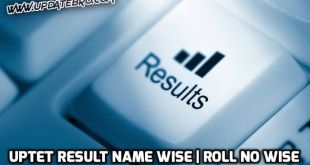 UPTET-Result-Name-Wise-Roll-No-wise-Marksheet