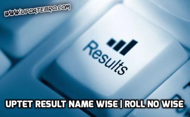 UPTET-Result-Name-Wise-Roll-No-wise-Marksheet