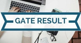GATE-Result-cut-off-marks-score-card-download
