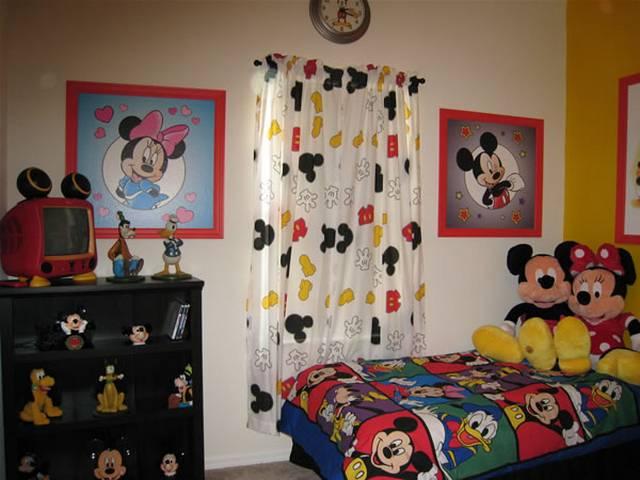 Disney Kids Room Decor
