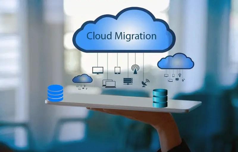 Migration on Cloud Hosting