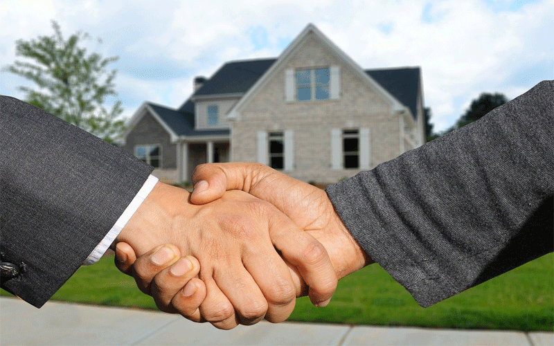 find real estate clients