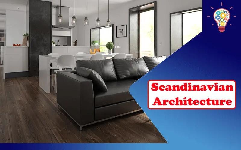 Scandinavian Architecture Wood Floor