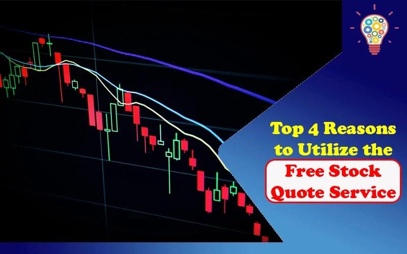 Free Stock Quote Service