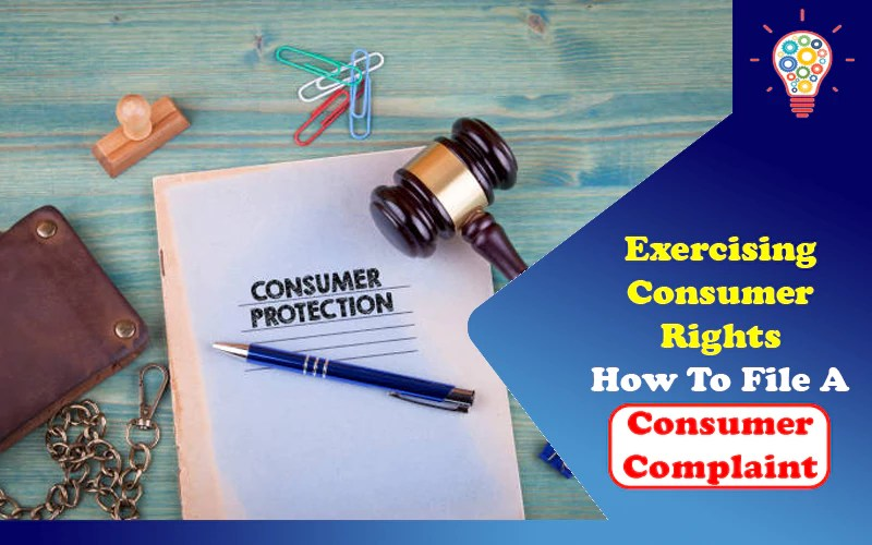How To File A Consumer Complaint