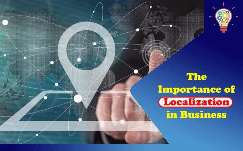 Localization in Business