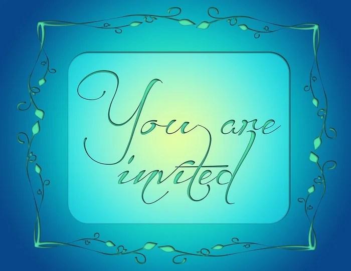 Make it more fun by having custom Invite