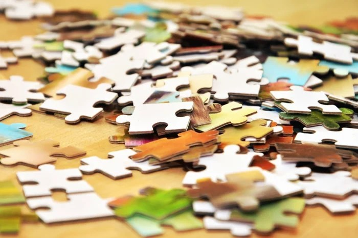 Plan your puzzles and riddles