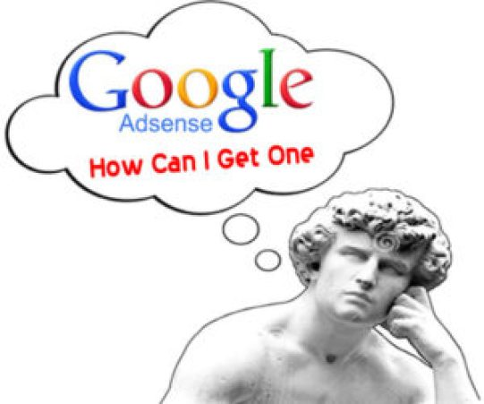 Hpw to Get Google Adsense Account