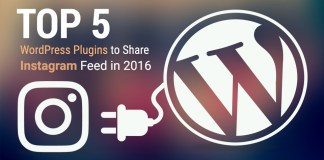 Share Instagram Feed on your website