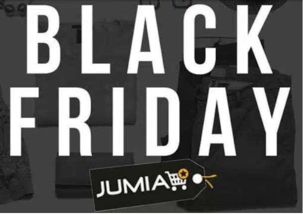 Jumia Black Friday Sales 2017