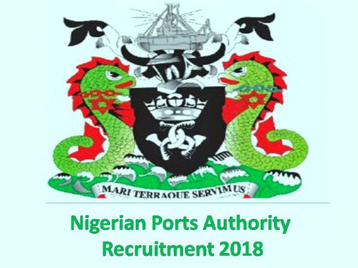 Nigerian Ports Authority Recruitment 2018
