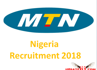 MTN Nigeria Recruitment For May 2018