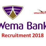 Wema Bank Recruitment 2018