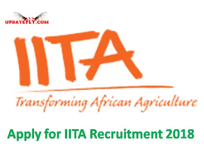 IITA Recruitment
