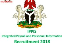 ippis recruitment 2018