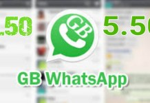 GBwhatsapp 6.50 download
