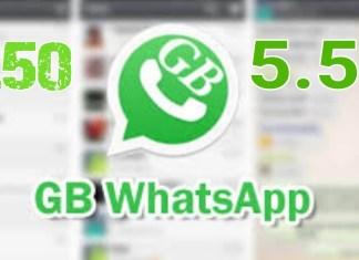 GBwhatsapp 6.50 download